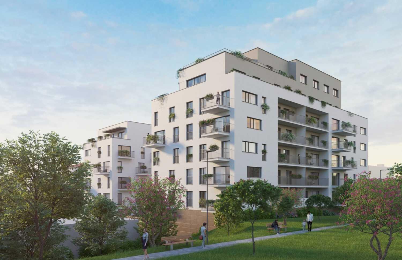 Ateliéry Strašnice v Praze 10 nabídnou komfortní bydlení každému zájemci