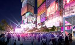 Digitální mrakodrapy odstartují novou etapu města Tchaj-pej v Číně