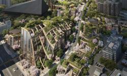 Heatherwick Studio navrhlo moderní proměnu Tokia