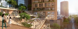 V australském Melbourne nám vyrostou dva architektonické skvosty se zahradami