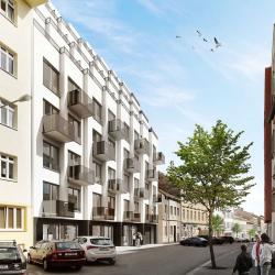 Bytový dům Domino u centra Brna zaujme vzhledem i skvělými možnostmi