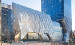 V New Yorku najdeme centrum umění, které se může pochlubit pohyblivou střechou
