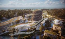 Češi se vydali do Gruzie postavit kouzelné zelené město
