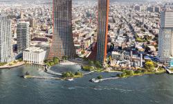 New York brzy otevře veřejné nábřeží, má uchvátit svým stylem