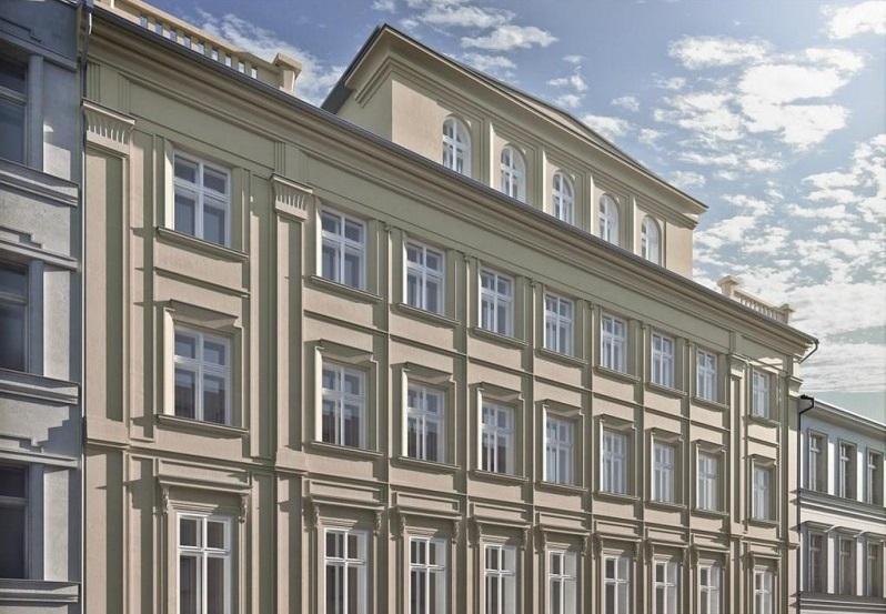 Villa Apus - snové bydlení jen kousek od Václavského náměstí