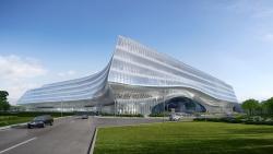 V Moskvě bude vybudován Sberbank Technopark. Ohromné sídlo s futuristickým nádechem