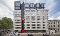 Londýn přestavil starou radnici v moderní hotel, který září luxusem