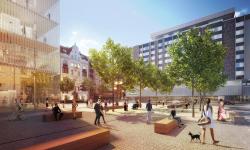 Část centra Prahy má přivítat moderní přeměnu