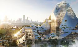 V čínském Shenzhenu se postaví megalomanský projekt Tencent Campus