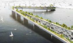 Je libo obytný most? V Amsterdamu to bude možné
