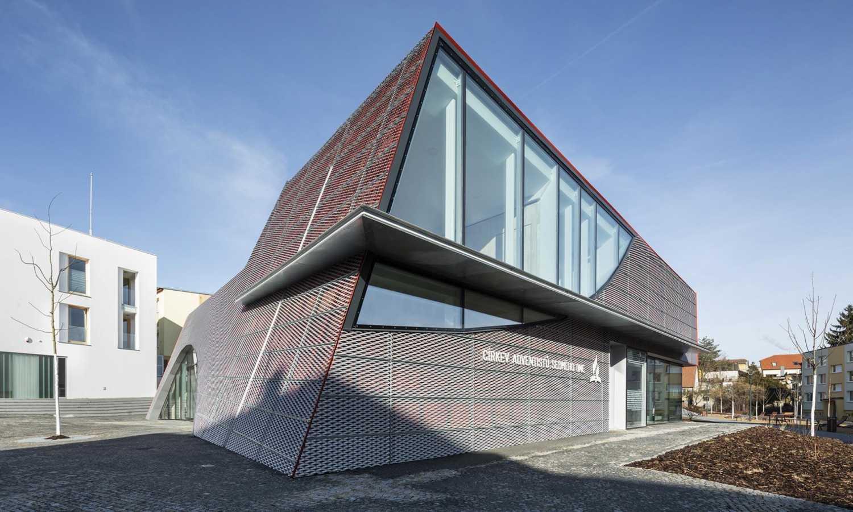 V Sedlčanech se nachází nové univerzální Společenské centrum