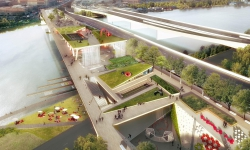 Park přes řeku: Sen, který se stává skutečností