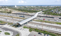 V Dánsku vznikl univerzální nadčasový tunel, který spojuje všechny typy dopravy