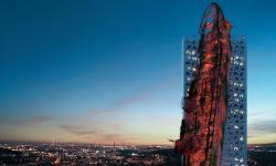 Krásu Prahy podpoří gigantická multifunkční věž