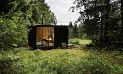 Ve Smržovce si turisté mohou odpočinout v relaxačním domku