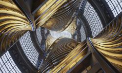 V Pekingu se tyčí úchvatná futuristická věž s největším átriem světa