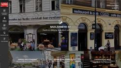 Ulice Kaprova je centrem zábavy na Praze 1