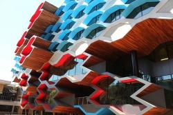Melbourne v Austrálii se může pochlubit jedním z vědeckých zázraků architektury