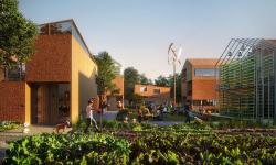 U nizozemského Helmondu se postaví nová moderní ekologická čtvrť