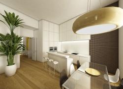 Moderní bydlení v designových bytech