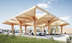 Dánsko představilo vizi čerpacích stanic budoucnosti