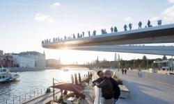 Park nad řekou je novým úžasným zázrakem Moskvy
