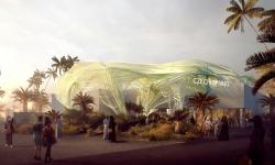 Kouzelná mračna s českým podpisem se budou vznášet nad pavilonem pro světovou výstavu v Dubaji