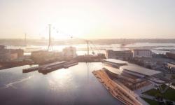 Lanová dráha propojí významné části města v Amsterdamu