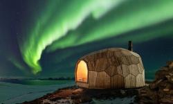 Turisté cestující na polární kruh budou moct zakotvit v rozkošné kabině přímo pro ně